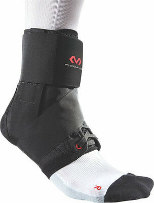 ツ Best Price! Mcdavid Ultralight Laced Up Ankle Brace Support Choose Your Size