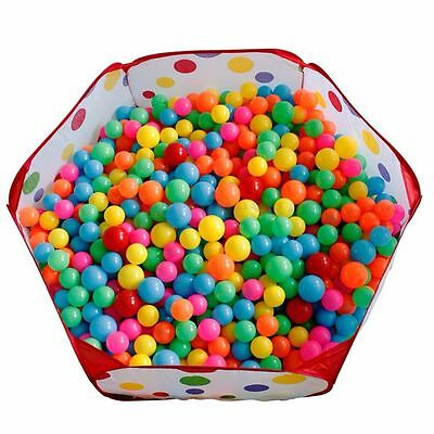 Foldable Kid Children Ocean Ball Pit Pool Outdoor Indoor Play Toy Tent 90cm Gift