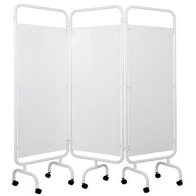 Viva Medi 3 Panel Medical Privacy Screen with PVC Panels
