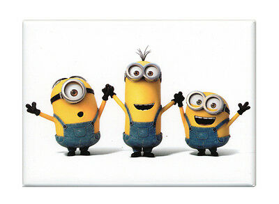 Despicable Me Minions Group Wave Minion Magnet