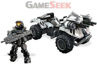 Halo Unsc Gungoose Building Set - Construction Creative Play Brand New