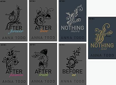 Anna Todd ~ After Reihe ( passion, truth, love, forever ...