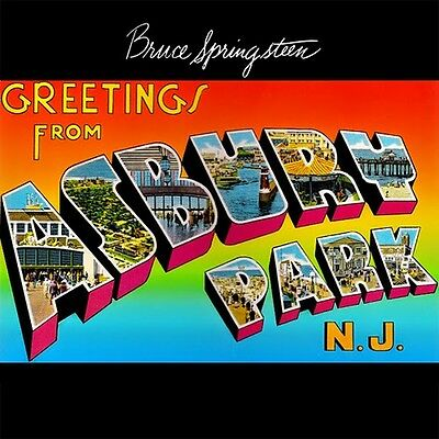 Bruce Springsteen - Greetings From Asbury Park - Remastered 180gm Vinyl LP *NEW*