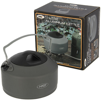 NGT Carp Fishing KETTLE  for bivvy shelter tent camping etc