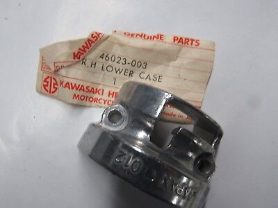 NOS Kawasaki 1970-1971 F6 F7 F8 F5 Right Lower Case 46023-003