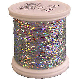 Silver Madeira Jewel Holographic Thread