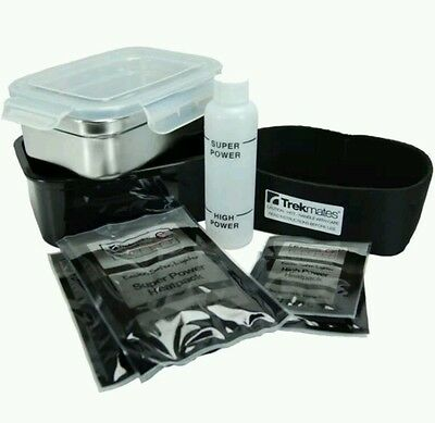Trekmates Flameless Cook 850ml Box | Camping | Stove | Cooking | Food