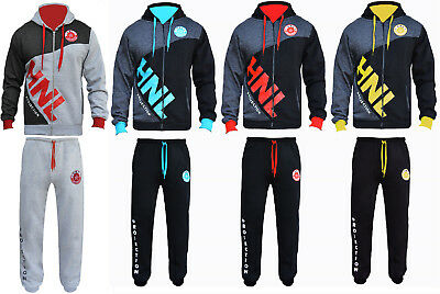 BOYS GIRLS Designers HOODED TRACKSUIT TOPS JOGGING BOTTOMS KIDS JOGGING SUITS