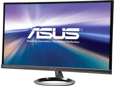 "ASUS MX279H-X Silver / Black 27"" 5ms (GTG) HDMI Widescreen LED Backlight LCD Mon"