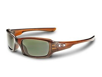 NEW Oakley - Fives Squared - Rootbeer / Dark Grey - OO9238-02
