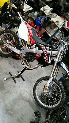 Honda crf 450 fuel pump 2009