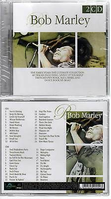 "BOB MARLEY ""The Early Years - The Ultimate Collection"" (2 CD) 2007 NEUF"