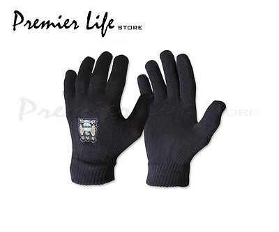 Manchester City FC Knitted Gloves