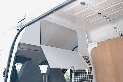 Van Guard Lockable Parcel Shelf Cover Ford Transit MK6/7 (00-14) [High Roof]