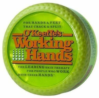 O'KEEFE'S WORKING DRY CRACKED HAND CREME | Free Shipping