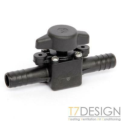 "12.7mm (1/2"") Manual Water & Heater Control Valve"