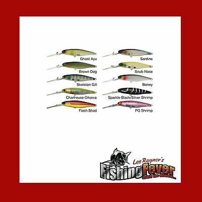 Jackall Squirrel 79SP Fishing Lures BRAND NEW At FISHING FEVER