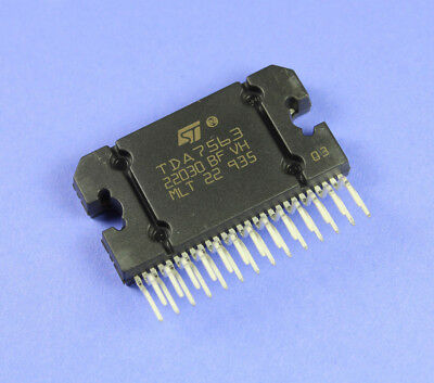 TDA7563 STMICROELECTRONICS AUDIO Integrated Circuit NEW