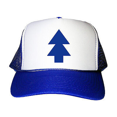 YOUTH SIZE DIPPER HAT Gravity Falls Trucker Cap Child's HALLOWEEN COSTUME NEW