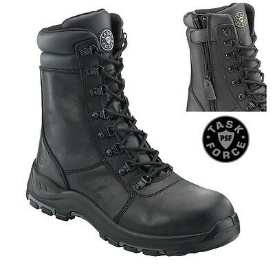 Combat S3 Safety Steel Toe Cap Work Military Tactical Security Police Boots Size