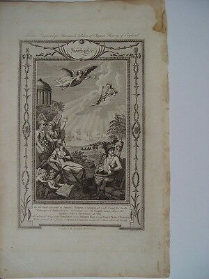 «Frontispiece  engraved for Harrison» s Edition of Raphin» s History of England