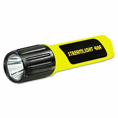 Streamlight ProPolymer Lux LED Flashlight, 4AA (Included), Yellow - LGT68602