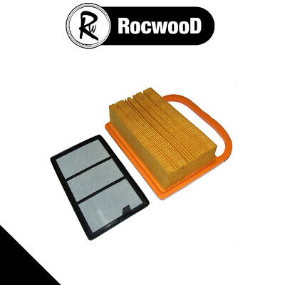 Air Filter Kit Set Fits Stihl TS410 TS420 Cut Off Saw