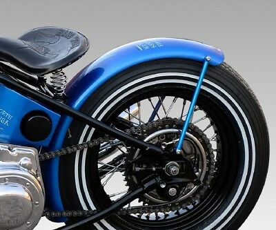 180mm Fender 1,5mm Harley Bobberumbau Cafe Racer Old School Japaner Yamaha Kawa