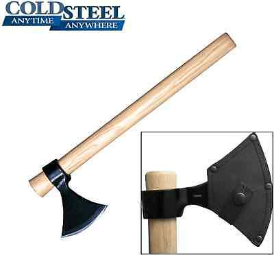 Cold Steel - NORSE HAWK Tomahawk with Sheath 90N New