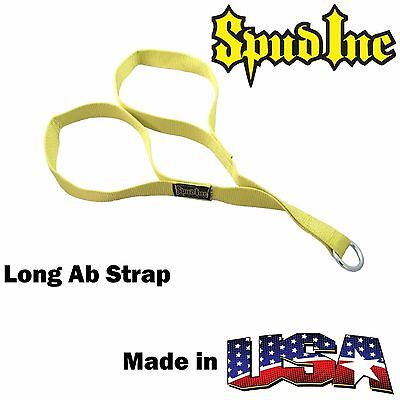 SPUD INC Long Ab Strap Cable Attachment Triceps Biceps Delts Abs