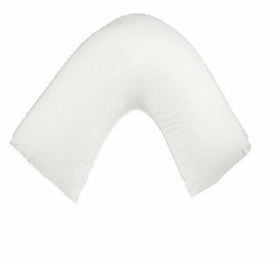 Junior Size Childrens V Shape Tri Pillow Boomerang Pillow Cotton  Cooper Marks