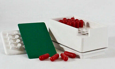 Capsule Machine Size 00 - Create Own Supplements, Vitamins, Capping Kit