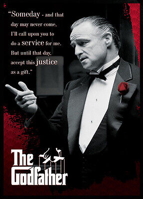 Il Padrino The Godfather Pp31464  Poster