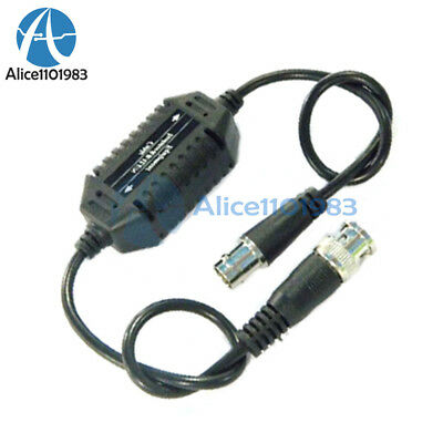CCTV Coaxial Video Ground Loop Coaxial Isolator BNC Male to Female