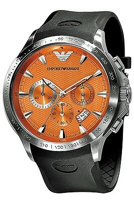 Emporio Armani® watch AR0652 Men`s CHRONOGRAPH
