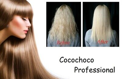 COCOCHOCO BRAZILIAN KERATIN BLOW DRY HAIR TREATMENT SAMPLE 30ml KIT +PRE SHAMPOO