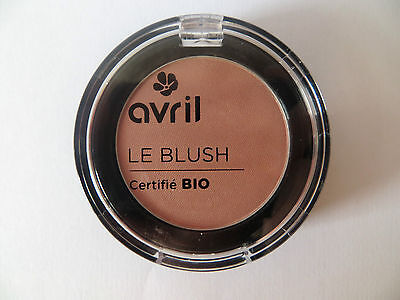 Blush Avril certifié bio rose nacré