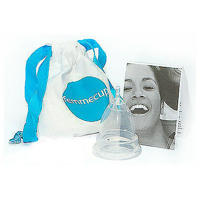 Femmecup Silicone Reusable Menstrual Cup