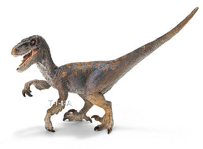 FREE SHIPPING | Schleich 14524 Velociraptor Model Toy Figurine - New in Package