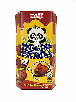 HELLO PANDA CHOCO BISCUITS CHOCOLATE FLAVOUR - 50g