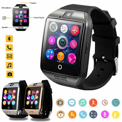 GT08 Ufficio Polso Orologio Intelligente Bluetooth Smart Watch Per IOS Android