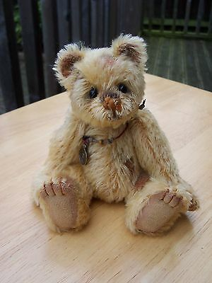 Charlie Bears Minimo Tatty - 2013 Part Two Collection