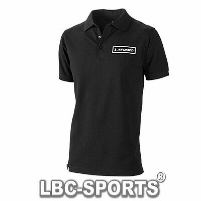 Rarität !! Atomic Core Polo Shirt Schwarz 2015 Limited Edition Black Grösse Xl