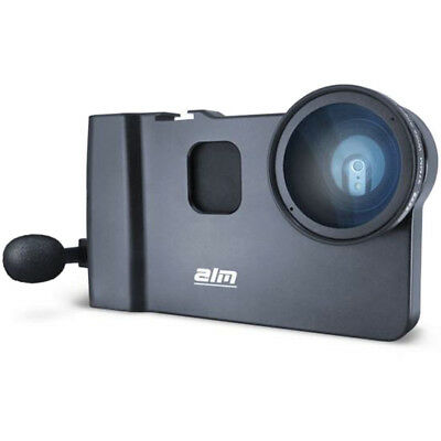 ALM mCAMLITE Stabilizer Mount with Video Lens & Mic for iPhone 6/6S Smartphone