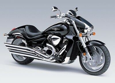 Suzuki Boulevard Vzr 1800 M109R Workshop Service Manual Vzr1800
