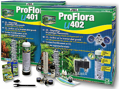 Jbl Proflora Co2 Systems Disposable Cylinder Plant U401 U402 Aquarium Fish Tank