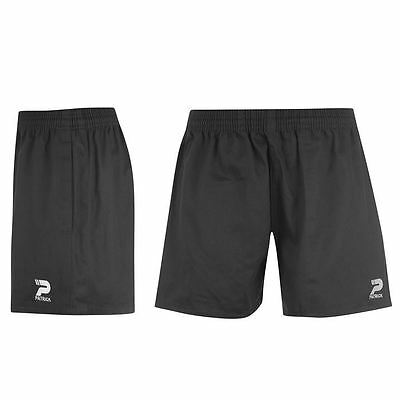 Patrick Rugby Short Sweat Male Casual Mens Gents