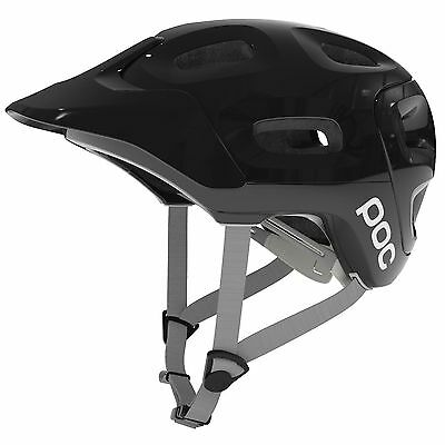 POC Trabec Cycling / Bike Helmet Uranium Black - X-Large (XL) / XX-Large (XXL)