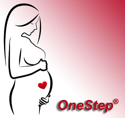 40 Ovulationstests OneStep® - Optimale Empfindlichkeit 20 miu/ml