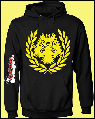 AEK Athen FC - Kapuzensweat, Hooded, Sweatschirt